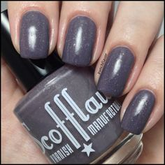 """Scofflaw Nail Varnish - Love Goat. """"Coming soon"""" as of 3/4/15."""