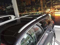 #SEAT IBIZA 2010 ONWARD LOCKABLE ROOF RACK BAR CROSS BAR | eBay