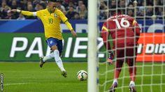 Max Sports: INTERNATIONAL FRIENDLIES: BRAZIL YAPACHIKA 3 DHIDI...