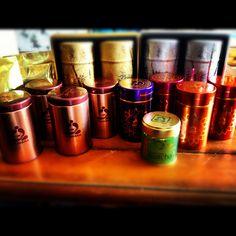 Teavana tea... My addiction