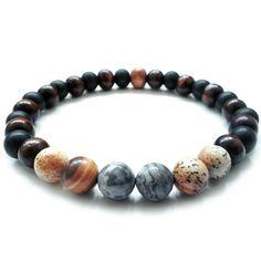 beaded shamballa stretch handmade bracelet men's women's gift cuff accessories #Handmade #Beaded #FormalandCasual