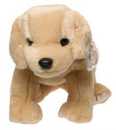 cb8f9bc73f3 Amazon.com  TY Beanie Buddy - FETCH the Golden Retriever Dog  Toy   Toys    Games