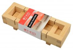 Hulpmiddel voor het maken van Oshi sushi's.  <strong>Afmeting:</strong> 21 x 7x 5cm <strong>Materiaal:</strong>Hout <strong>Merk:</strong> Tokyo Design Kitchen Oshi Sushi, Sushi Maker, Toy Chest, Tokyo, Design, Decor, Dekoration, Decoration, Tokyo Japan