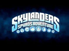 SKYLANDERS - An intro to the Game & the Skylanders action figures