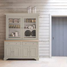 Neptune Chichester fresstanding kitchen dresser