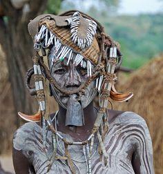 Mursi Tribe...