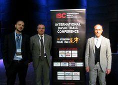 Da sinistra: Michele Talamazzi, Dario Adami e Giorgio Gandolfi, lo staff della Giorgio Gandolfi - Sport Marketing, Eventi e Comunicazione