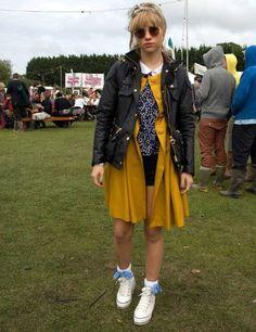 Isle of Wight Festival | Street Style | ELLE UK