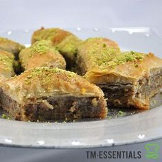 Baklava is a rich, sweet pastry dessert made of layers of filo filled with chopped nuts and sweetened and held together with syrup or honey. Get this Thermomix® recipe for Baklava now.IngredientsFor the baklava:375g filo pastry150g al...