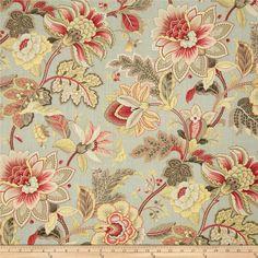 Swavelle/Mill Creek Venezla Floral Blend Dew