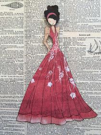 Annie Suzabella: Paper Dolls of the Day - Lorrena & Adam & Julie Nutting at CHA