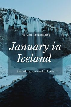 January in Iceland | All you need to know Iceland In January, Iceland Travel Tips, Cultural Events, Where To Go, Arctic, Need To Know, Adventure, Adventure Movies, Adventure Books