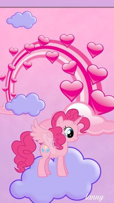 My Little Pony Wallpaper, Hello Kitty Wallpaper, Unicorn Pictures, Unicorn Pics, Wallpaper Backgrounds, Iphone Wallpaper, Pink Pie, Rainbow Room, Animated Cartoons