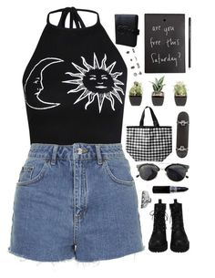 """Untitled #473"" by amy-lopez-cxxi ❤ liked on Polyvore featuring Boohoo, Topshop, maurices, Chanel, Monki and Chicnova Fashion"