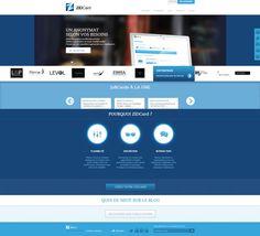 Web design. Layout.