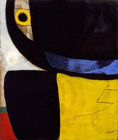Joan Miró – Head, Bird, 1976