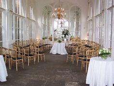 The Orangery, Holland Park London WeddingVenues.com