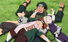 Team-10 Naruto Shippuden
