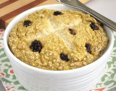 Irish Soda Bread Baked Oatmeal | The Oatmeal Artist