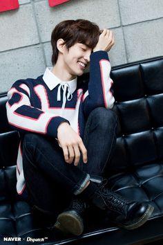 Q, i love you and smile Kpop, Joo Haknyeon, Nct, Changmin The Boyz, Kim Young, Chang Min, Fandom, Shall We Dance, Dimples