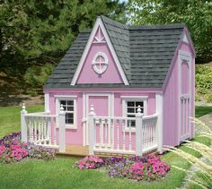 Play house for my baby girl