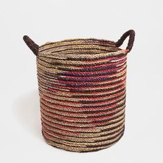 Baskets & hampers - Decor and pillows | Zara Home United States