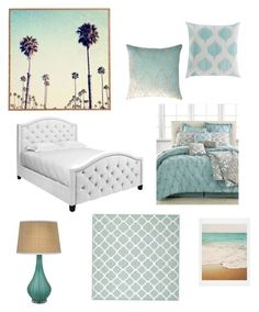 """""""California Dreamin'"""" by snooziec ❤ liked on Polyvore featuring interior, interiors, interior design, home, home decor, interior decorating, Kevin O'Brien, Dot & Bo, Mytex and Jamie Young"""