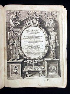 Adriaan van de Spiegel's De Humani Corporis Fabrica Libri Decem. See: http://www.pinterest.com/pin/287386019941581713/