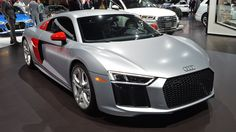 Audi Sport launches limited edition R8 but doesn't add any more performance - Autoblog