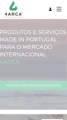 Lazer no 4arca. Portugal, Marketing