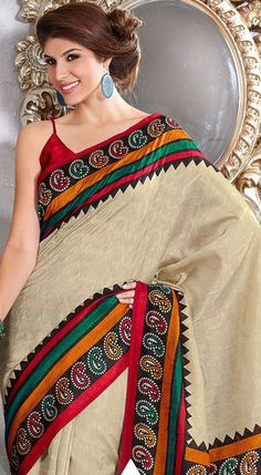 The Saree I The Sari - Ethnic Indian Women Wear Wedding Sari, Bollywood Saree, Embroidered Silk, Silk Sarees, Indian Fashion, Yards, Paisley, Brides, Ethnic