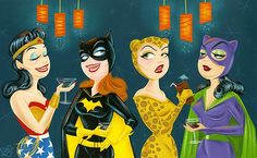 A Fancy DC Party
