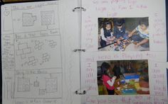 Our Class Blog: Exploration Binders: Documenting Learning