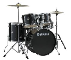 Yamaha Gigmaker 5 Piece Standard Shell Pack Black Glitter * For more information, visit image link.Note:It is affiliate link to Amazon.