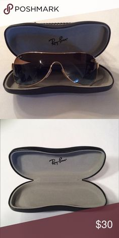 4522763fa88 Ray-ban glass case that is brand new-stylish-nwot nwt