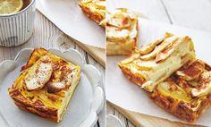 Gör succé på helgbrunchen med den här nyttiga äppelpannkakan – klar på 30 minuter!