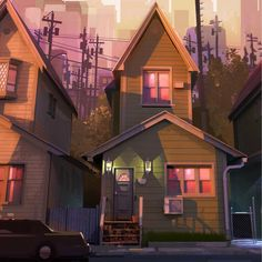 The Art and Making of Spider-Man: Into the Spider-Verse On Animation Background Drawing, Cartoon Background, Animation Background, Bg Design, Design Elements, Character Design Animation, Character Sketches, Character Illustration, Art Sketches