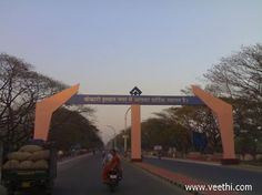 Entry to Bokaro Steel City from Chas end