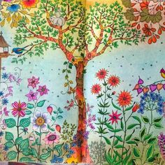 2017 Secret Garden An Inky Treasure Hunt And Coloring Book For Children Adult Relieve Stress Kill Time Graffiti Painting Drawing From Jewelry Stores