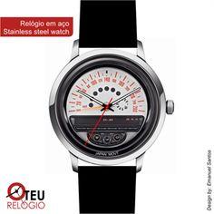 Mostrar detalhes para Relógio de pulso OTR PAINEL 016