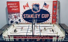 Wayne Gretzky, Hockey Games, Old Games, Stanley Cup, 7th Birthday, Pinball, Cool Toys, Nhl, 1960s