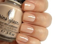 China Glaze Nude | #EssentialBeautySwatches | BeautyBay.com
