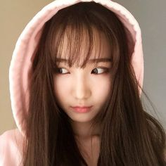 See Through Bangs, barely there wispy bangs, super popular in South Korea as of late (link to B+C article)