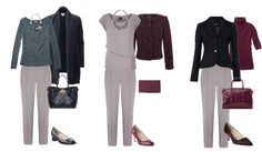 capsule wardrobe examples fold-trouser