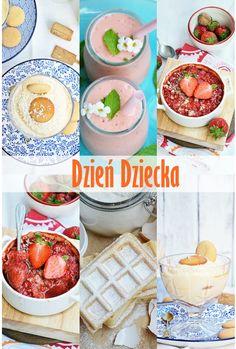Moja smaczna kuchnia: Przepisy na Dzień Dziecka Polish Recipes, Polish Food, Cereal, Menu, Healthy Recipes, Breakfast, Menu Board Design, Morning Coffee, Polish Food Recipes