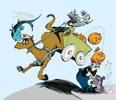 Grinch Stole Christmas, Random House, Timeline Photos, Short Stories, Happy Halloween, 1950s, Doodles, Success, Hat