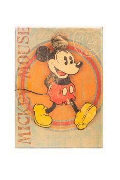 Mickey Mouse Buch von Nanu Nana @ ATRIO