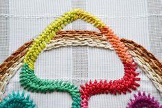 colourful mandala stitching   Flickr - Photo Sharing!