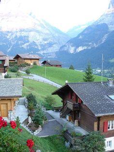 Traveling to Switzerland - sweet photo