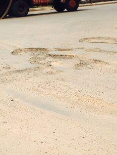 """#Whitefield #Kadugodi """"Pot holes (at Whitefield Road, Kadugodi) causing traffic jam and damage to vehicle parts"""" - Ravi Sankar. Click on the link to VOTE UP Ravi's complaint to get the issue resolved faster: http://bit.ly/1kLk2L7"""